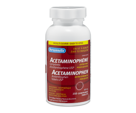 Acetaminophen Cod 3 Dosage