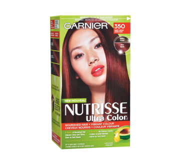 nutrisse cream coloration - Shampoing Colorant Garnier