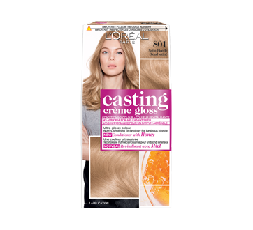 casting crme gloss by healthy look coloration glossy blondes - Coloration L Oreal Caramel
