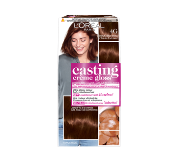 casting crme gloss par healthy look coloration - Shampoing Colorant L Oreal