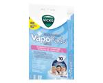Vicks Tampons aromatiques VapoPads