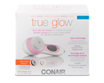 True Glow Beauty Sonic Skincare Solution Brush