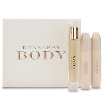 Burberry - Burberry Body -Sensualité British