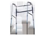 Marchette pliante en aluminium