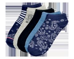 Image of product Ladies' Ankle Socks, 5 units
