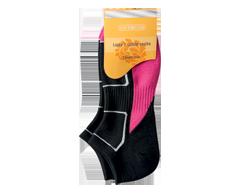 Image of product Ladies' Ankle Socks, 1 unit, Black