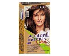 Image du produit Clairol - Natural Instincts trousse crème colorante, 1 unité