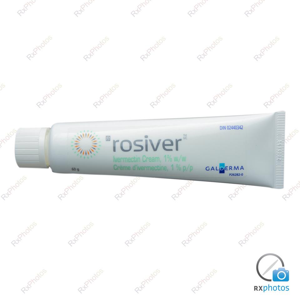 Rosiver cream 1%