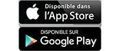 Disponible dans l'App Store
