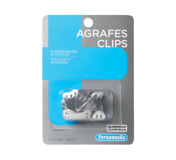 Image of product Personnelle - Clips for Elastic Bandages, 12 units