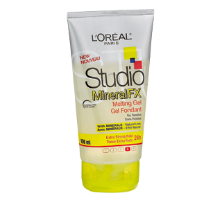 mineral fx melting gel 150 ml extra strong hold l
