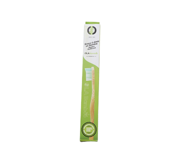 Image 1 of product OLA Bamboo - Toothbrush, 1 unit, Adult Size