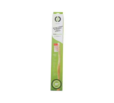 Image 2 of product OLA Bamboo - Toothbrush, 1 unit, Adult Size