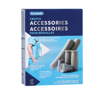Image of product Personnelle - Crutch Accessories, 6 units