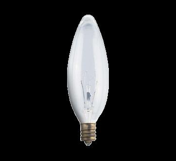 Light Bulb, 2 units, Clear