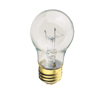 Image of product Globe Electric - Light Bulb, 2 units, Clear