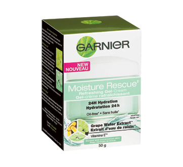 Image 1 of product Garnier - Skin Naturals - Gel, 50 g, Oil Free