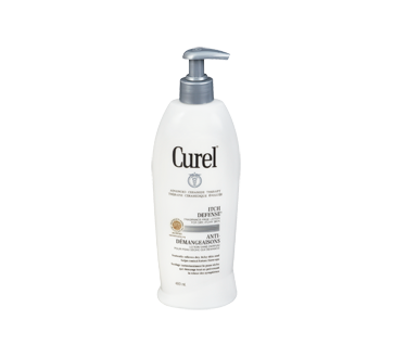 Image 3 of product Curel - Itch Defense Lotion, 480 ml, Fragrance Free