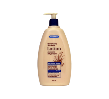 Moisturizing Skin Relief Lotion, 532 ml