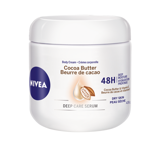 Cocoa Butter Body Cream, 439 g