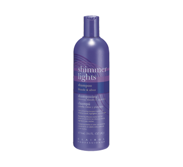 Color-Enhancing Shampoo Blonde and Silver Hair, 473 ml