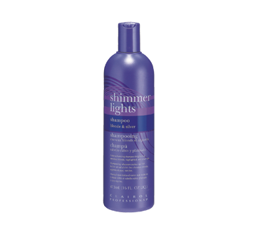 Image 2 of product Shimmer Lights - Color-Enhancing Shampoo Blonde and Silver Hair, 473 ml