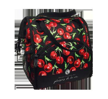 Cherry Print Lunch Bag, 1 unit