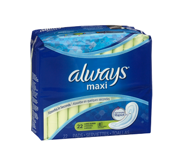 Image 2 of product Always - Maxi Pads, 22 units
