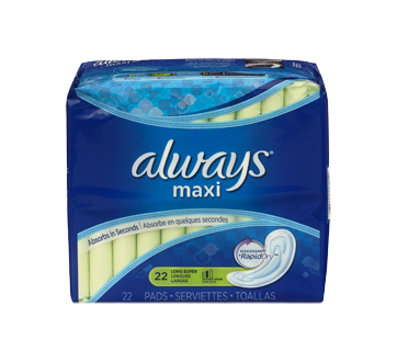 Image 3 of product Always - Maxi Pads, 22 units