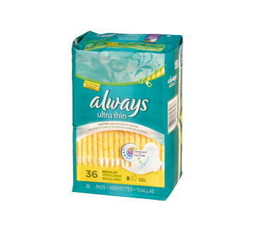 Image 2 of product Always - Ultra Thin Pads, 36 units