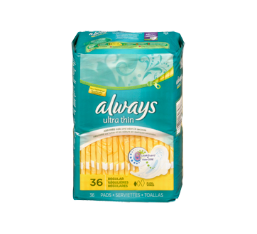 Image 4 of product Always - Ultra Thin Pads, 36 units