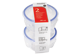 Thumbnail of product Home Exclusives - Reusable Food Storage Containers with Lids, 180 ml, 2 units