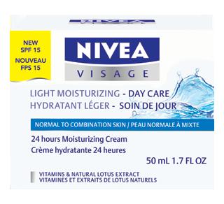 Moisturizing Day Cream SPF 15 – Nivea : Face Care
