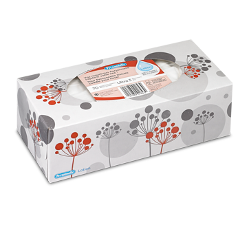 Image 2 of product Personnelle - White Tissues with Lotion, 70 units