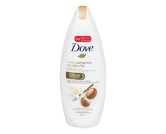 Image of product Dove - Purely Pampering Body Wash, 354 ml, Shea Butter with Warm Vanilla Scent