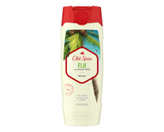 Image of product Old Spice - Fresher Collection Fiji Men's Body Wash, 473 ml