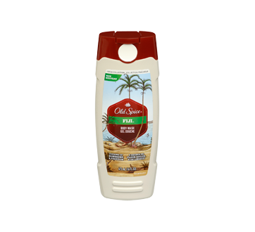 Image 3 of product Old Spice - Fiji with Palm Tree Scent Inspired by Nature Body Wash for Men, 473 ml
