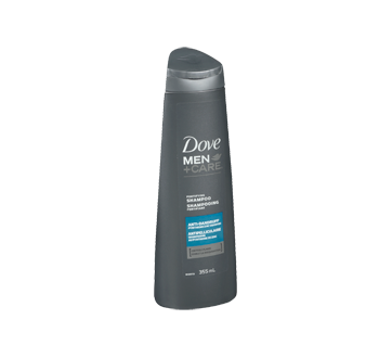 Image 2 of product Dove Men + Care - Shampoo, 355 ml, Anti-Dandruff
