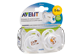 Thumbnail 1 of product Avent - BPA Free Orthodontic Pacifiers, 2 units