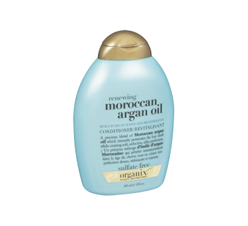Image 2 of product OGX - Argan Oil of Morocco, Renewing Conditioner, 385 ml