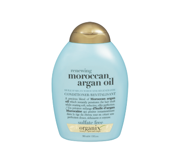 Image 3 of product OGX - Argan Oil of Morocco, Renewing Conditioner, 385 ml