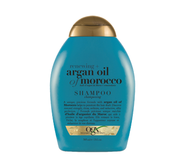 Argan Oil of Morocco, Renewing Shampoo, 385 ml