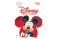 Thumbnail of product Incomm - $50 Disney Gift Card, 1 unit