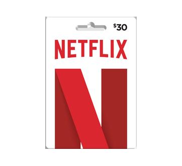 $30 Netflix Gift Card, 1 unit