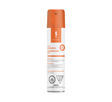 Image of product Algemarin - Dry Shampoo with Vitamin E, 200 ml