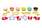 Thumbnail 2 of product Play-Doh - Play-Doh Animals Tool Set with 6 Non-Toxic Colors, 1 unit
