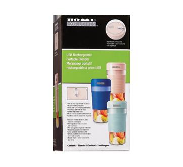USB Rechargeable Portable Blender, 1 unit