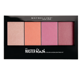 Facestudio Master Blush Colour & Highlight Kit, 10 g