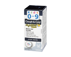 Image of product Homeocan - Kids 0-9 Cough & Cold Nighttime Formula Syrup, 100 ml