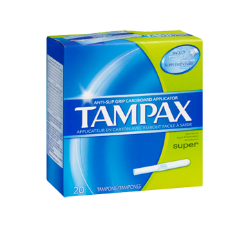 Image 2 of product Tampax - Tampax - Super, 20 units